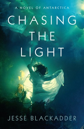 CHASING THE LIGHT cover